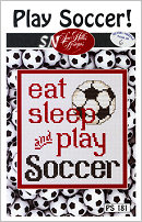 Soccer from Sue Hillis -- click to see more