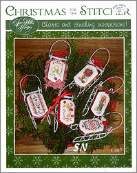 Christmas for The Stitcher from Sue Hillis -- click to see more