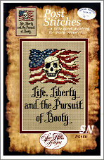 159 Life, Liberty Pirate from Sue Hillis -- click to see more
