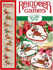 Reindeer Games from Sue Hillis -- click to see more