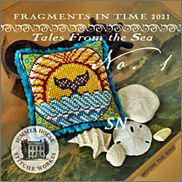 Fragments 2021 Tales from the Sea No 1 from Summer House Stitch Workes - click for more