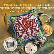 Fragments 2021 Tales from the Sea No 3 from Summer House Stitch Workes - click for more
