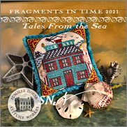 Fragments 2021 Tales from the Sea No 4 from Summer House Stitch Workes - click for more