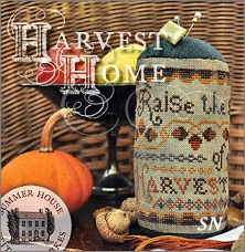 Harvest Home from Summer House Stitche Workes - click for more