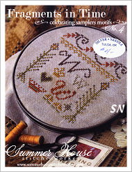 Fragments in Time #4 from Summer House Stitche Workes - click to see more