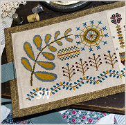 Fun & Fancy Free from Summer House Stitch Workes - click for more