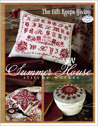 The Gift Keeps Giving from Summer House Stitche Workes - click to see more