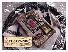 Postcards From The Heart #6 Memory from Summer House Stitche Workes - click to see more