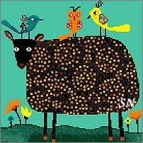 Ewe and Friends from Susanamm - click for more