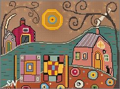 The Quilting Farm from Susanamm - click for more