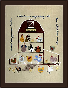 The Chicken Coop from Thistles - click for a larger view