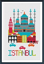 Istanbul from Tiny Modernist - click to see more