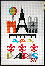 Paris from Tiny Modernist - click to see more