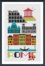 Rome from Tiny Modernist - click to see more