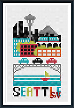 Seattle from Tiny Modernist - click to see more