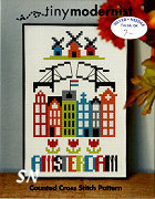 Amsterdam from Tiny Modernist - click to see more