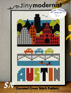 Austin from Tiny Modernist - click to see more