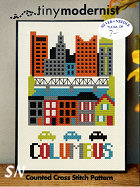 Columbus from Tiny Modernist - click to see more
