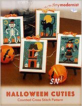 Halloween Cuties from Tiny Modernist - click to see more