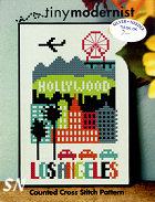Los Angeles from Tiny Modernist - click to see more