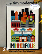 Minneapolis from Tiny Modernist - click to see more