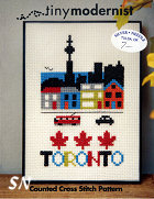 Toronto from Tiny Modernist - click to see more