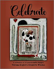 Celebrate Punch Needle Book from Teresa Kogut -- click to see more