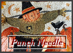 Click to go to our PunchNeedle Section