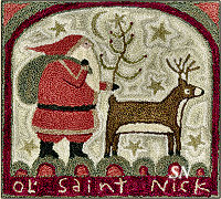 Saint Nick PN191 from Teresa Kogut -- click to see more