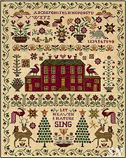 XS4001 Heaven & Nature Sampler from Teresa Kogut -- click to see more