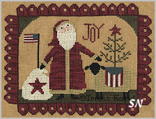 Joy in cross stitch from Teresa Kogut -- click to see more