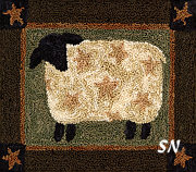 Star Lamb from Teresa Kogut - click to see more