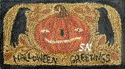 Halloween Greetings from Teresa Kogut - click to see more