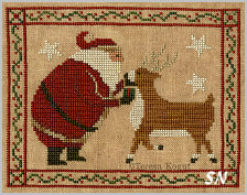 Tis the Season in cross stitch from Teresa Kogut -- click to see more