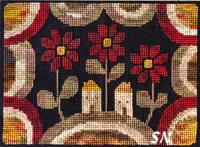 Daisy Hill in cross stitch from Teresa Kogut -- click to see more