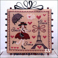 La Parisienne from The Tralala Collection -- click to see more