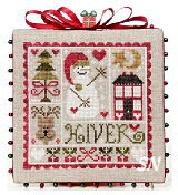 Carre' d' Hiver from The Tralala Collection -- click to see more