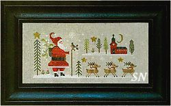 Santa Claus from The Tralala Collection -- click to see more
