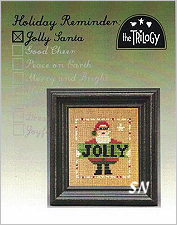 Jolly Santa from The Trilogy - click to see more