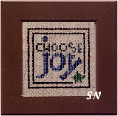 Choose Joy from The Trilogy - click to see more