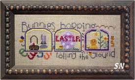 Domes of Easter from The Trilogy - click to see more