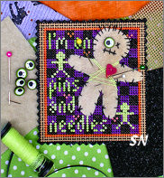 I'm On Pins and Needles Limited Edition from Val's Stuff