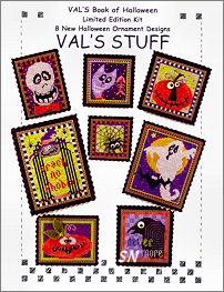 Val's Book of Halloween from Val's Stuff