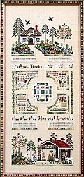 Ravenhill Herb Farm -- click to see the rest of new designs
