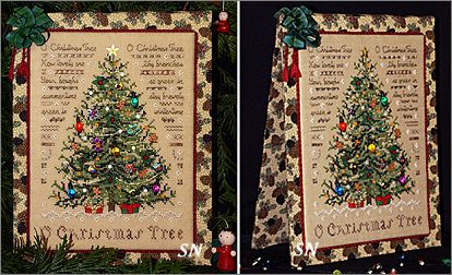 Bling Tree Sampler from The Victoria Sampler - click for more