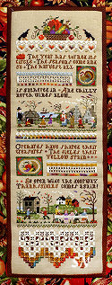 Thanksgiving Sampler from The Victoria Sampler - click for more