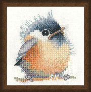 Little Friends Chickadee from Valerie Pfeiffer - click to see more