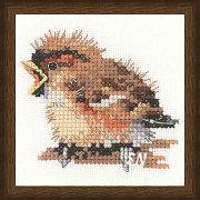 Little Friends Sparrow from Valerie Pfeiffer - click to see more