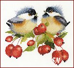 Berry Chick-Chat from Valerie Pfeiffer -- click to see lots more