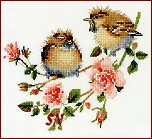 Rose Chick-Chat from Valerie Pfeiffer -- click to see lots more